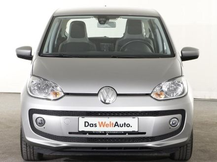 VW high up! Erdgas (CNG) BMT