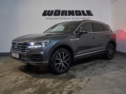 VW Touareg Edition TDI SCR 4MOTION