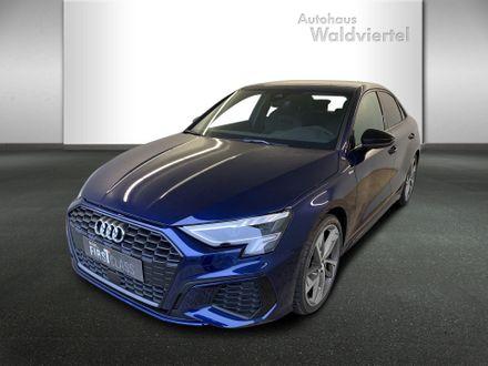 Audi A3 Limousine 35 TFSI S line exterieur