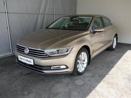 VW Passat Highline TSI DSG