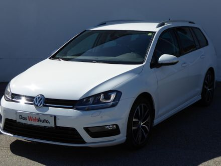 VW Golf Variant Rabbit 4MOTION TDI