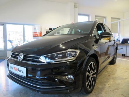 VW Golf Sportsvan Highline TDI