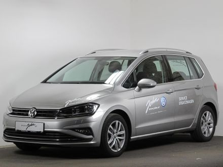 VW Golf Sportsvan Highline TSI DSG