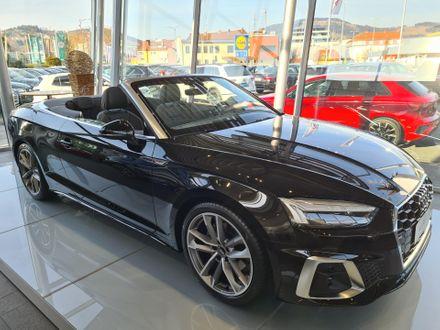 Audi A5 Cabriolet 35 TDI S line