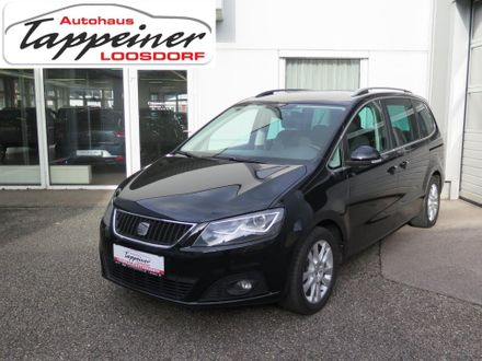 SEAT Alhambra Executive TDI CR