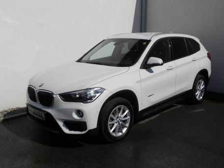 BMW X1 sDrive18i Advantage Aut.