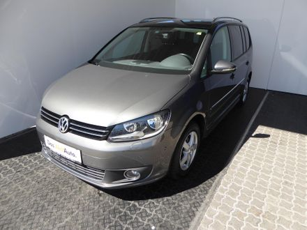 VW Touran Highline BMT TDI