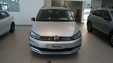 VW Touran iQ Drive TDI SCR DSG