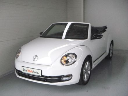 VW The Beetle Cabriolet Club BMT TSI