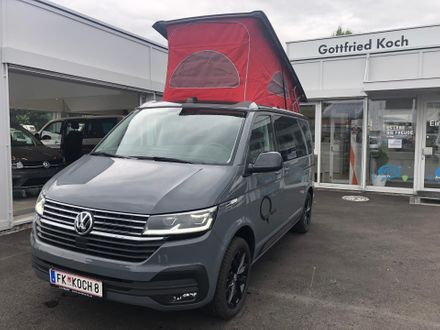 VW California Beach Edition TDI