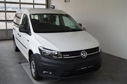 VW Caddy Maxi Kombi TDI 4MOTION