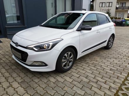 Hyundai i20 1,25 GO! PLUS