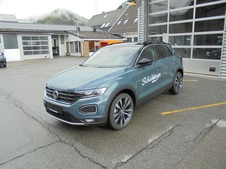 VW T-Roc iQ Drive TDI SCR 4MOTION DSG