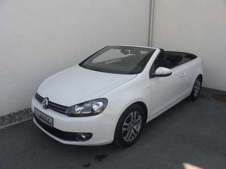 VW Golf Rabbit Cabriolet BMT TDI