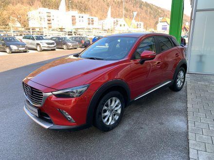 """Mazda CX-3 CD105 AWD Revolution Top """"Innenausstattung schwarz""""Aut."""