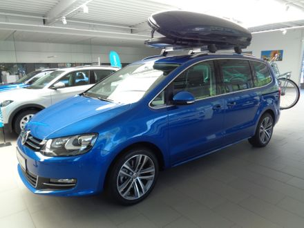 VW Sharan Business+ TDI SCR DSG 7-Sitzer