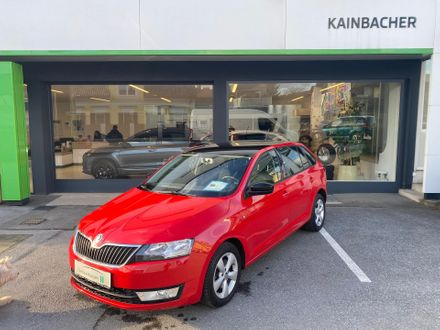 ŠKODA Rapid Spaceback Ambition TDI Green tec