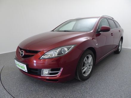 Mazda 6 Sport Combi CD163 TE Plus