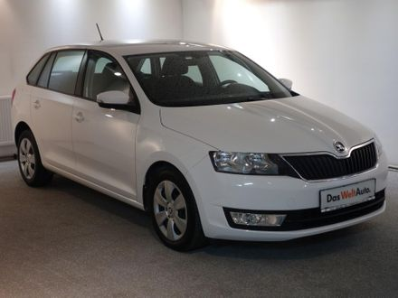 ŠKODA Rapid Spaceback Ambition TDI