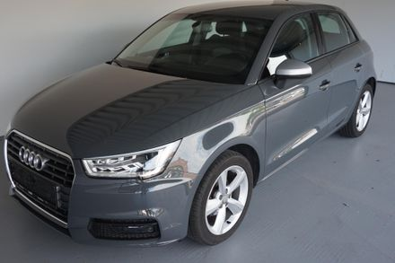 Audi A1 Sportback 1.4 TDI design