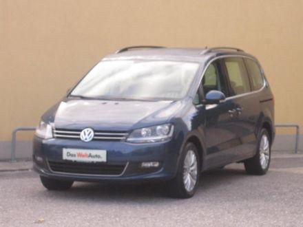 VW Sharan Business TDI SCR DSG