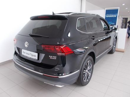 VW Tiguan Allspace Highline TDI 4MOTION DSG