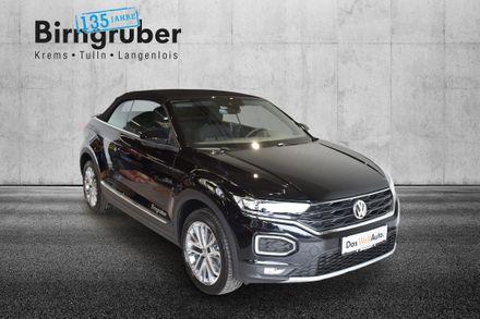 VW T-Roc Cabriolet Style TSI DSG