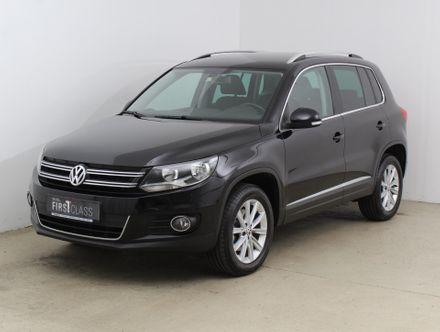 VW Tiguan Sport & Style TDI BMT