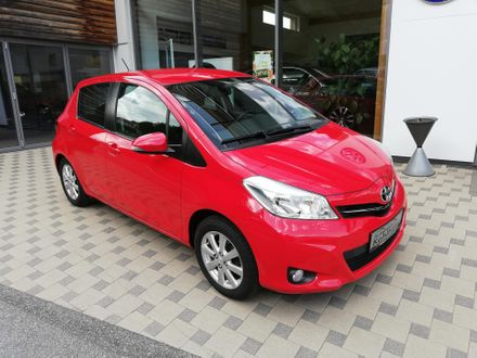 Toyota Yaris 1,0 VVT-i Edition 75