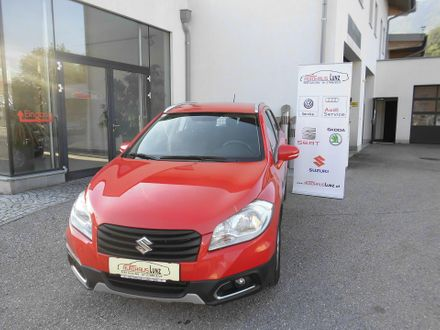 Suzuki SX4 S-Cross 1,6 DDiS Allgrip Traveller Plus
