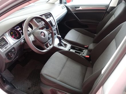 VW Golf Comfortline TDI DSG