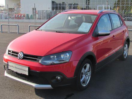 VW CrossPolo TDI