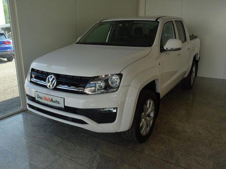 VW Amarok Comfortline V6 TDI 4x4 permanent