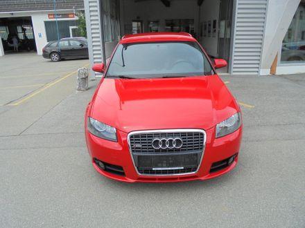 Audi A3 Sportback 2.0 T FSI qu. Ambition