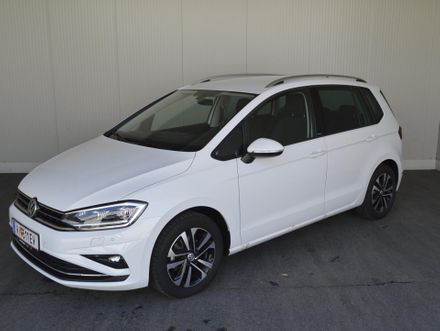 VW Golf Sportsvan United TSI