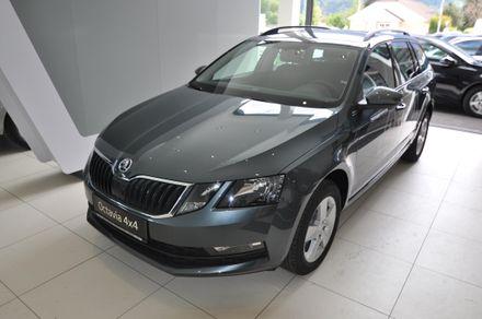 ŠKODA OCTAVIA Combi 4x4 Ambition Limited TDI