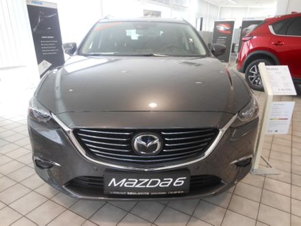 Mazda 6 Sport Combi CD175 Revolution Top Aut.