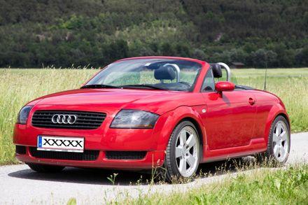 Audi TT Roadster 1,8 T