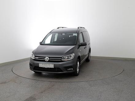 VW Caddy Maxi Comfort TDI 4MOTION