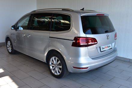 VW Sharan Highline TDI SCR 4MOTION DSG