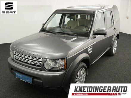Land Rover Discovery 4 3,0 TdV6 E Aut.