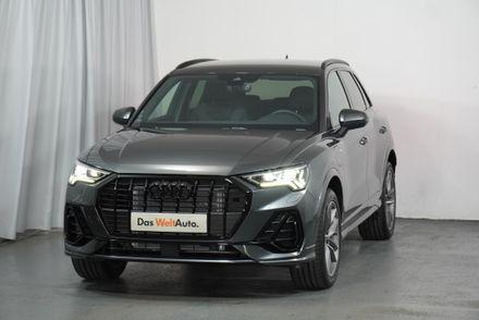Audi Q3 45 TFSI e S line exterieur