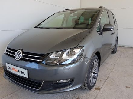 VW Sharan Family TDI SCR 4MOTION 5-Sitzer
