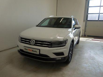 VW Tiguan Allspace Highline TDI 5-Sitzer