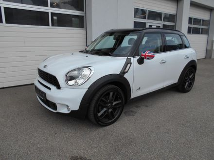 Mini Countryman COOPER S 1,6 ALL4