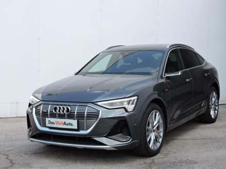 Audi e-tron SB 50 qu. 230 kW S line ext.