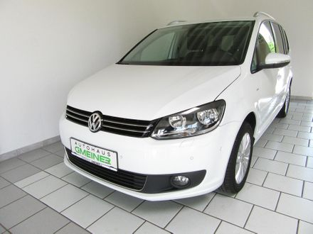 VW Touran Neu Comfortline TDI