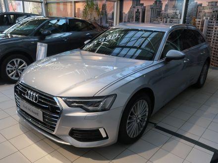 Audi A6 Avant 45 TDI quattro Design