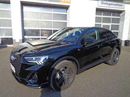 Audi Q3 Sportback 35 TDI quattro S line ext.