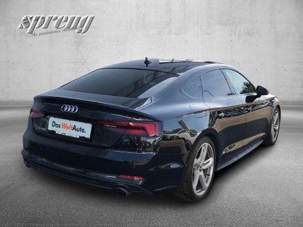 Audi A5 Sportback 2.0 TFSI Sport